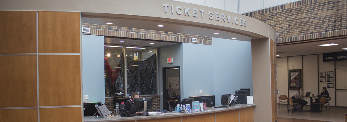 Ticket Services hours